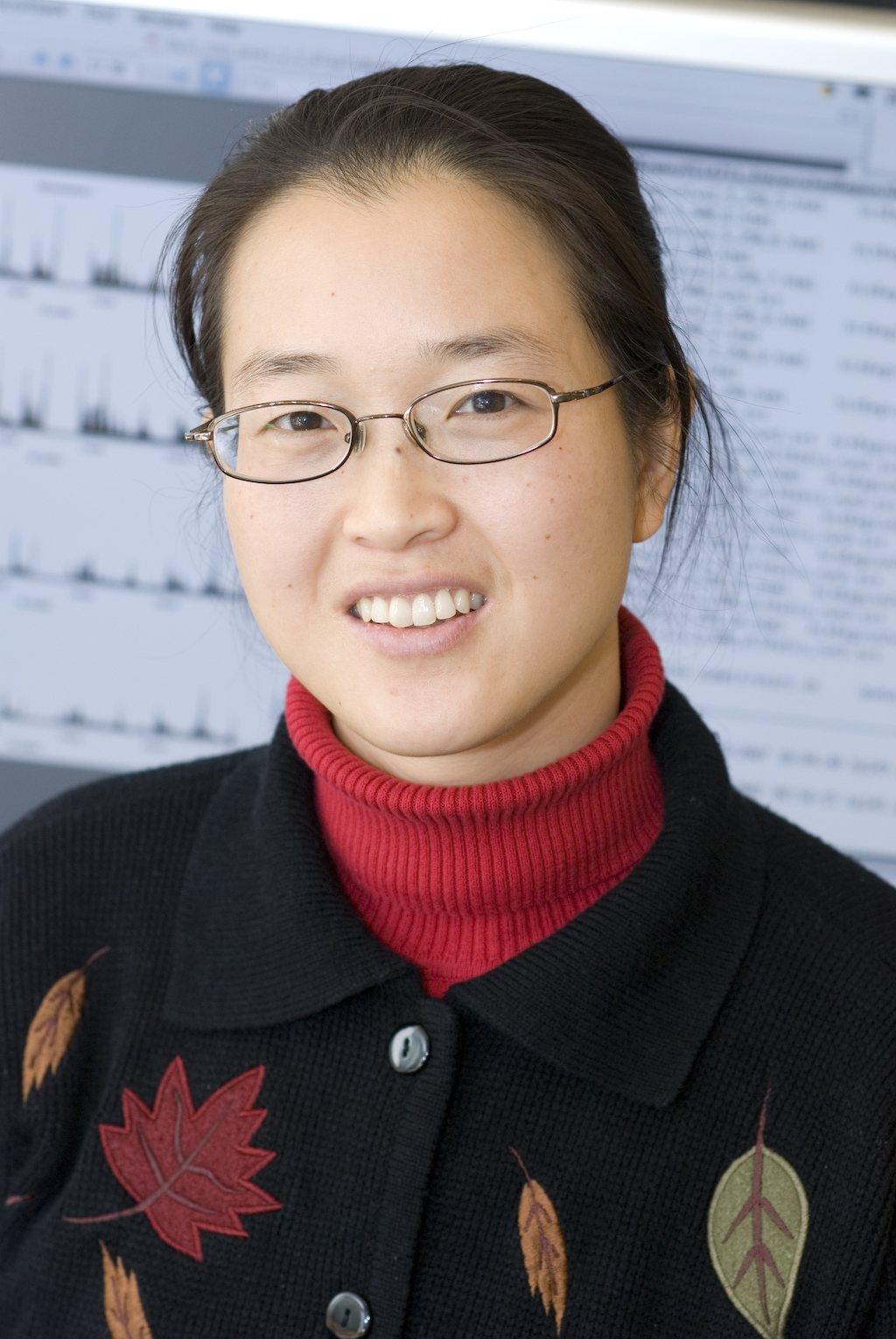 Photo: Julie Zhu, Ph.D.