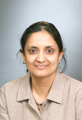 Photo: Usha Acharya, Ph.D.